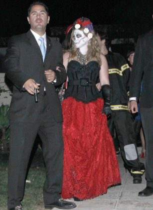 Day of the Dead Costumes 32