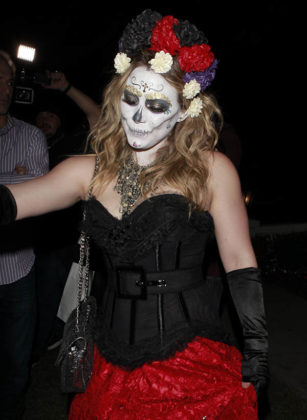Day of the Dead Costumes 33