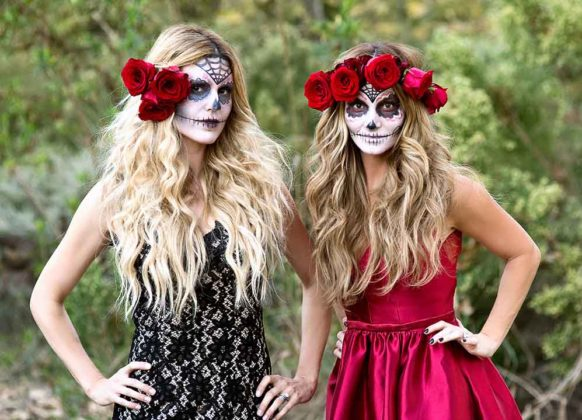 Day of the Dead Costumes 35