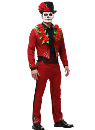Day of the Dead Costumes 39