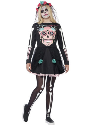 Day of the Dead Costumes 44
