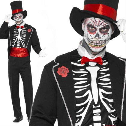 Day of the Dead Costumes 01