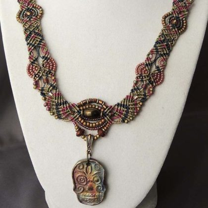 Day of the Dead Jewelry 22