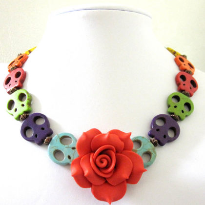 Day of the Dead Jewelry 26