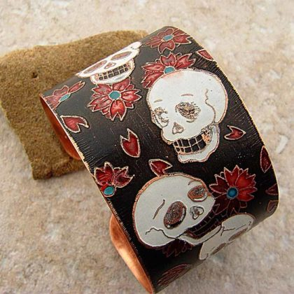 Day of the Dead Jewelry 29
