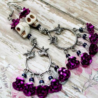 Day of the Dead Jewelry 32