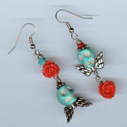 Day of the Dead Jewelry 33