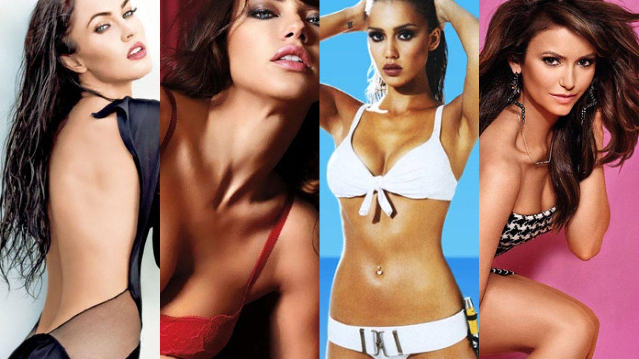 Woman in bikini beautiful worlds most Former 'Most