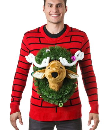 funny ugly christmas sweaters02 - Hilarious Ugly Christmas Sweaters