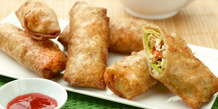 chicken-egg-rolls