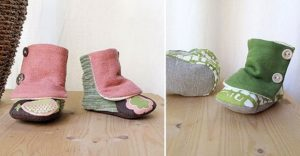Cute Baby Boots