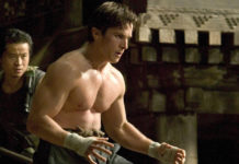 Christian Bale Workout