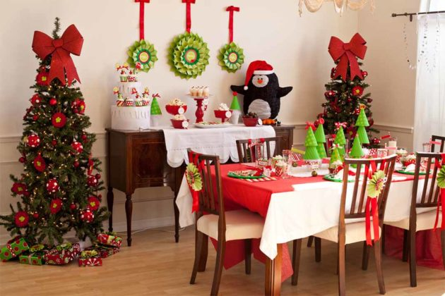 christmas-party-decoration-with-trees