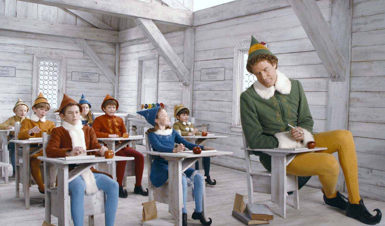 elf is admittedly one of the best funny christmas movies and not without reason will ferrell shines in his character as a dim witted elf making this - Best Funny Christmas Movies