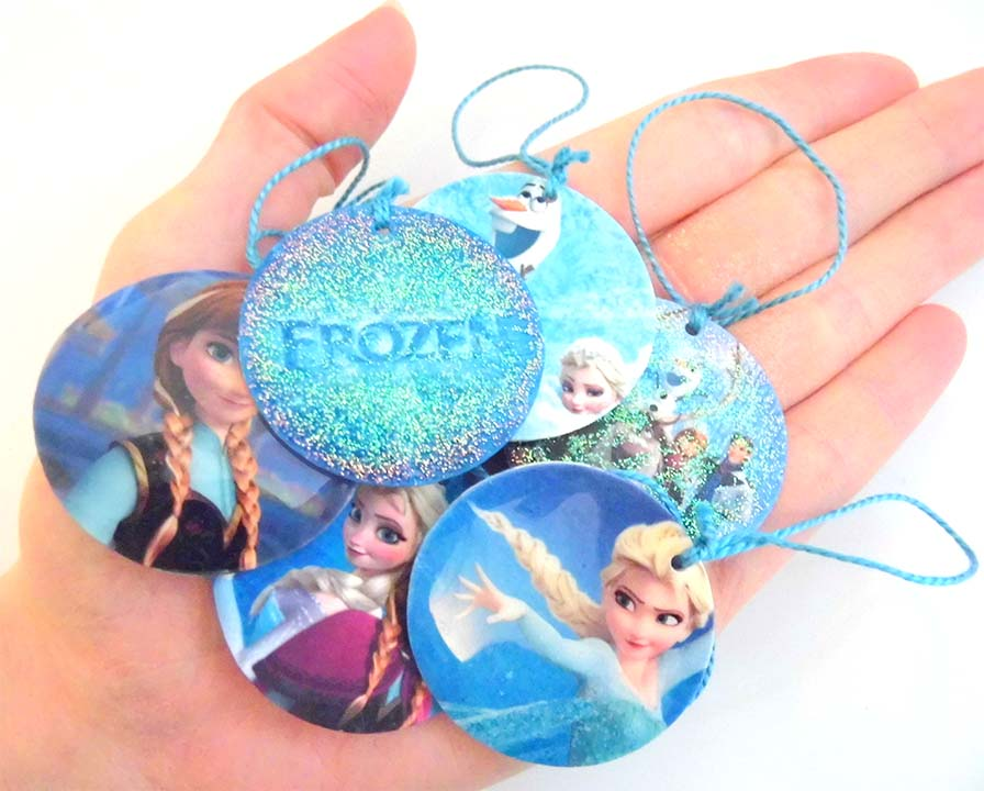 frozen-movie-christmas-ornaments
