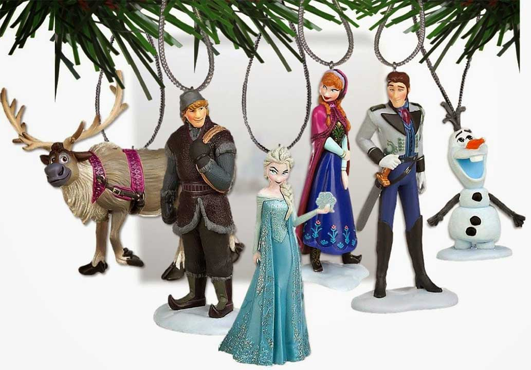 frozen-christmas-decorations