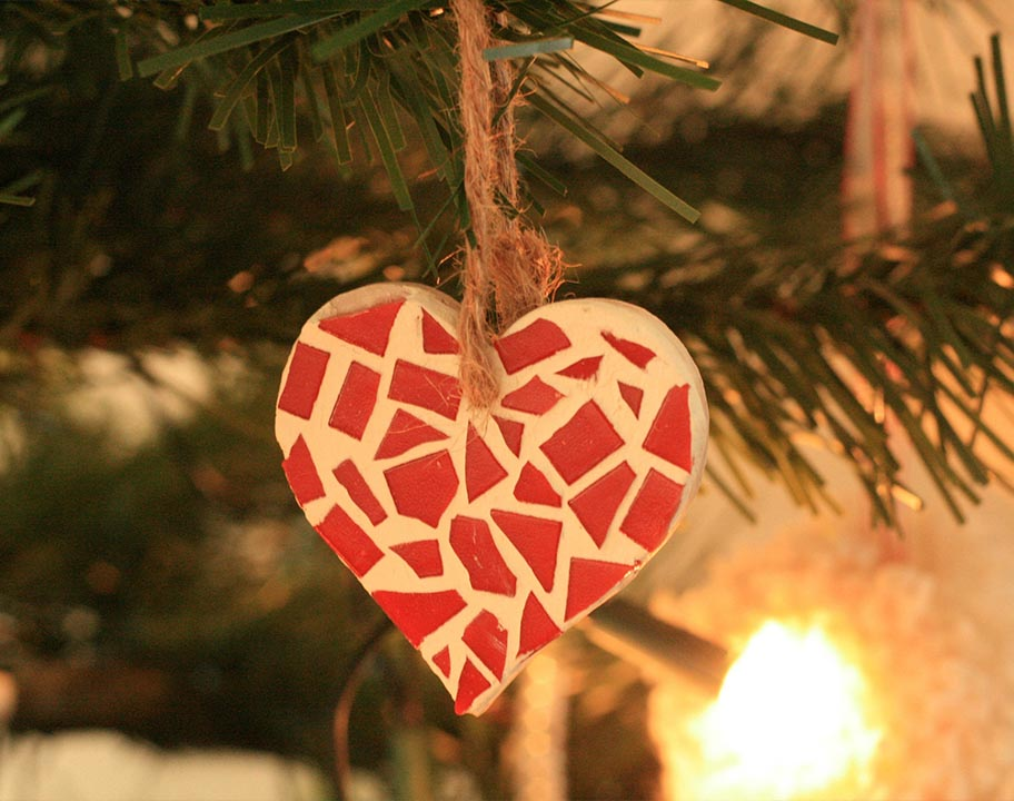 Ideas For Christmas Tree Decorations Homemade Elitflat
