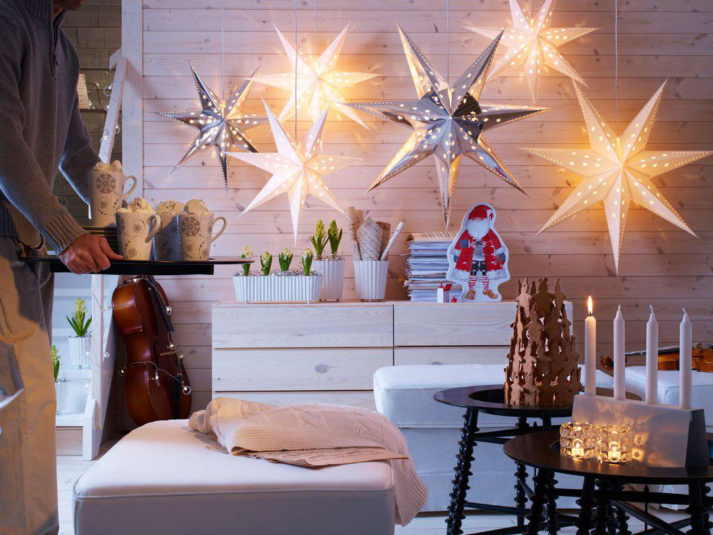 100 indoor christmas decorations that are treat for the eye