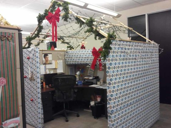 office christmas decorations 11
