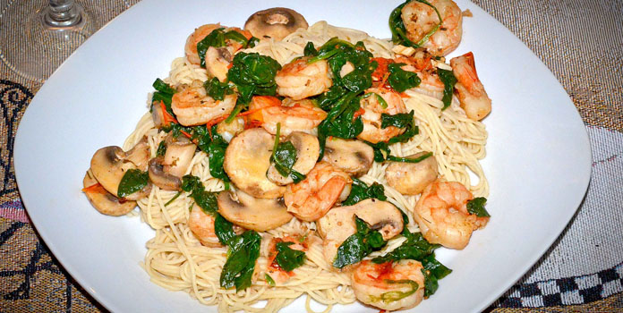 shrimp-tomato-and-spinach-pasta