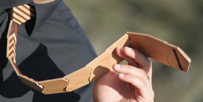 wood-tie