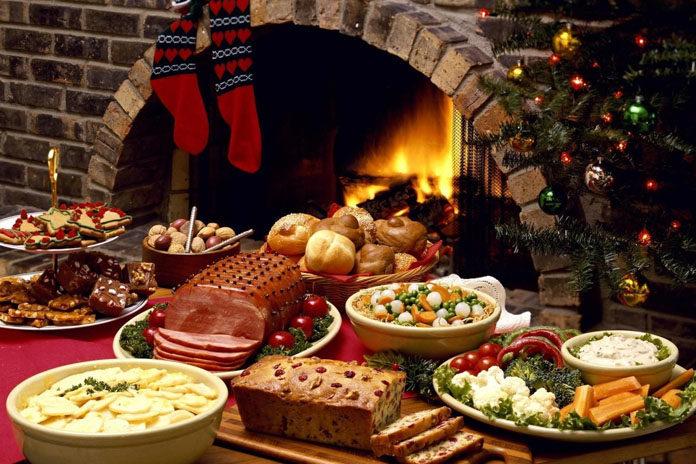 christmas foods