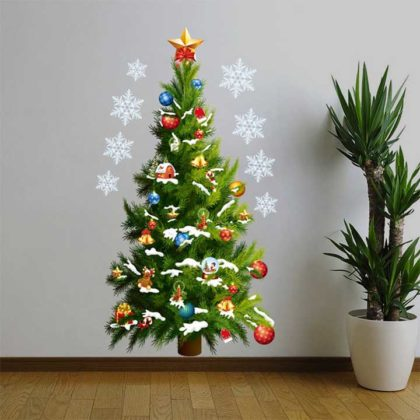 christmas-wall-decorations-13
