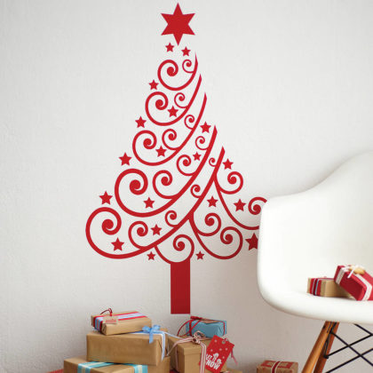 christmas-wall-decorations-red-tree06