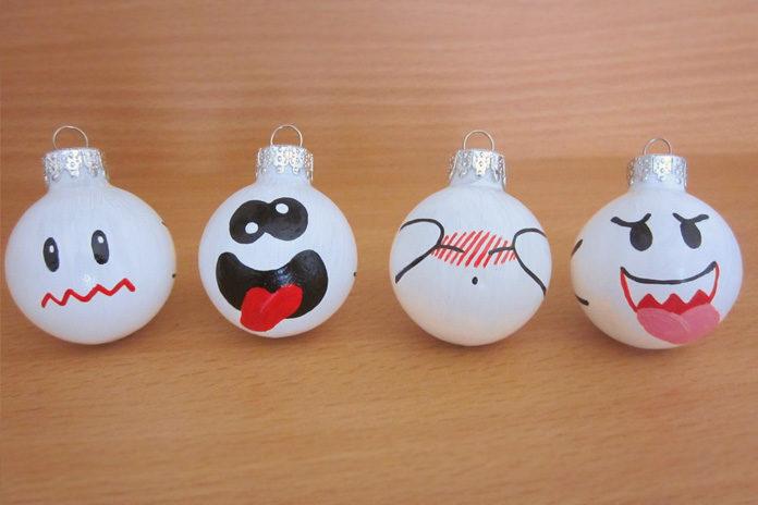 Nerdy Christmas Ornaments