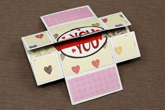 Homemade Valentine Cards 15 DIY Valentine Card To Express Your Love – Hand Made Valentine Cards