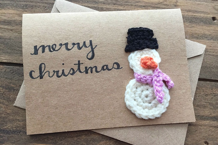 Christmas Card Images Handmade.15 Handmade Christmas Cards That Will Win Hearts Of Your