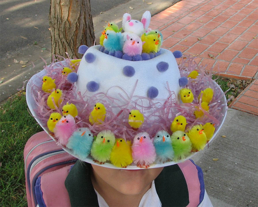 Cool Easter Parade Hat