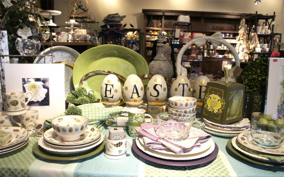 Easter Dining Table Decoration & Easter Decorations Ideas: 26 Ways to Decorate Your Homes
