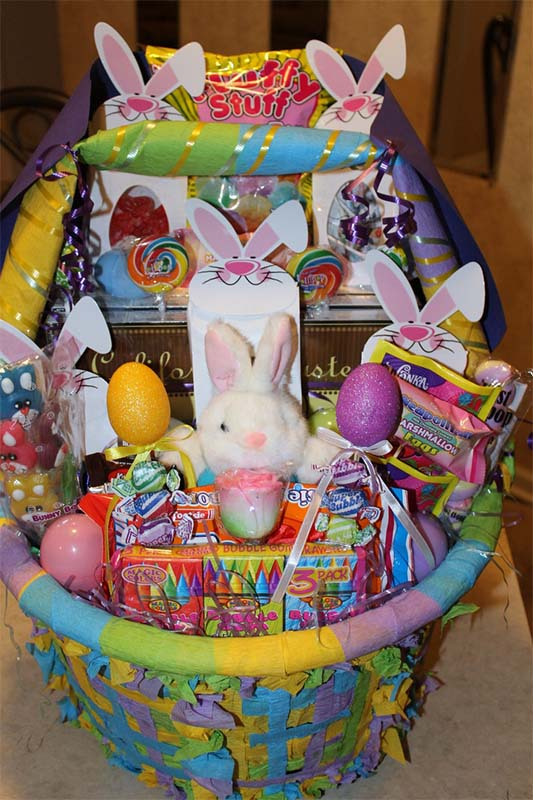 Easter Gift Basket for Babies