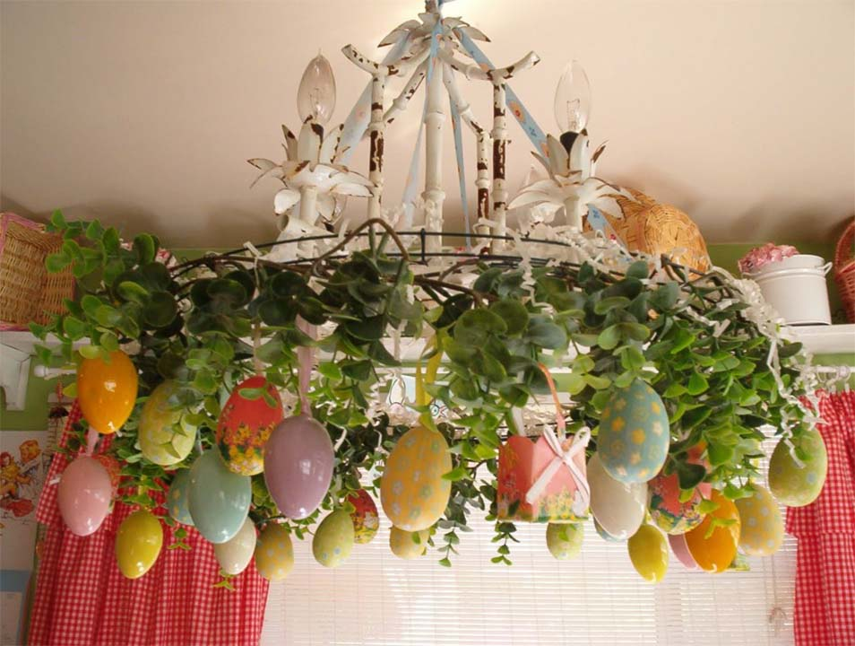 Easter Indoor Home Decor
