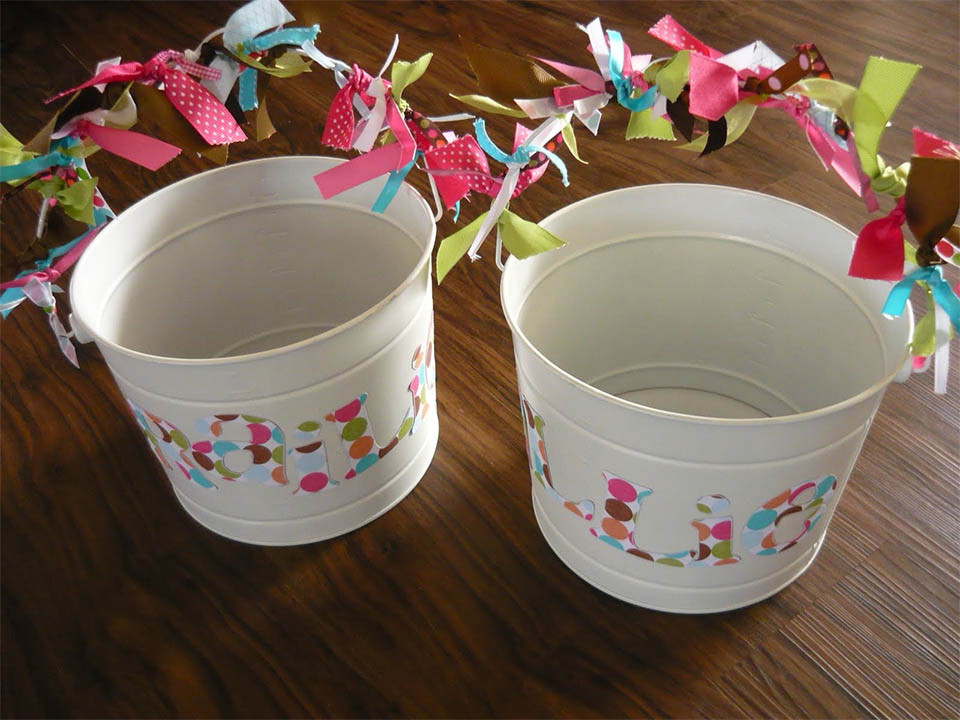 Easy DIY Easter Bucket