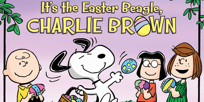 Its The Easter Bagle Charlie Brown