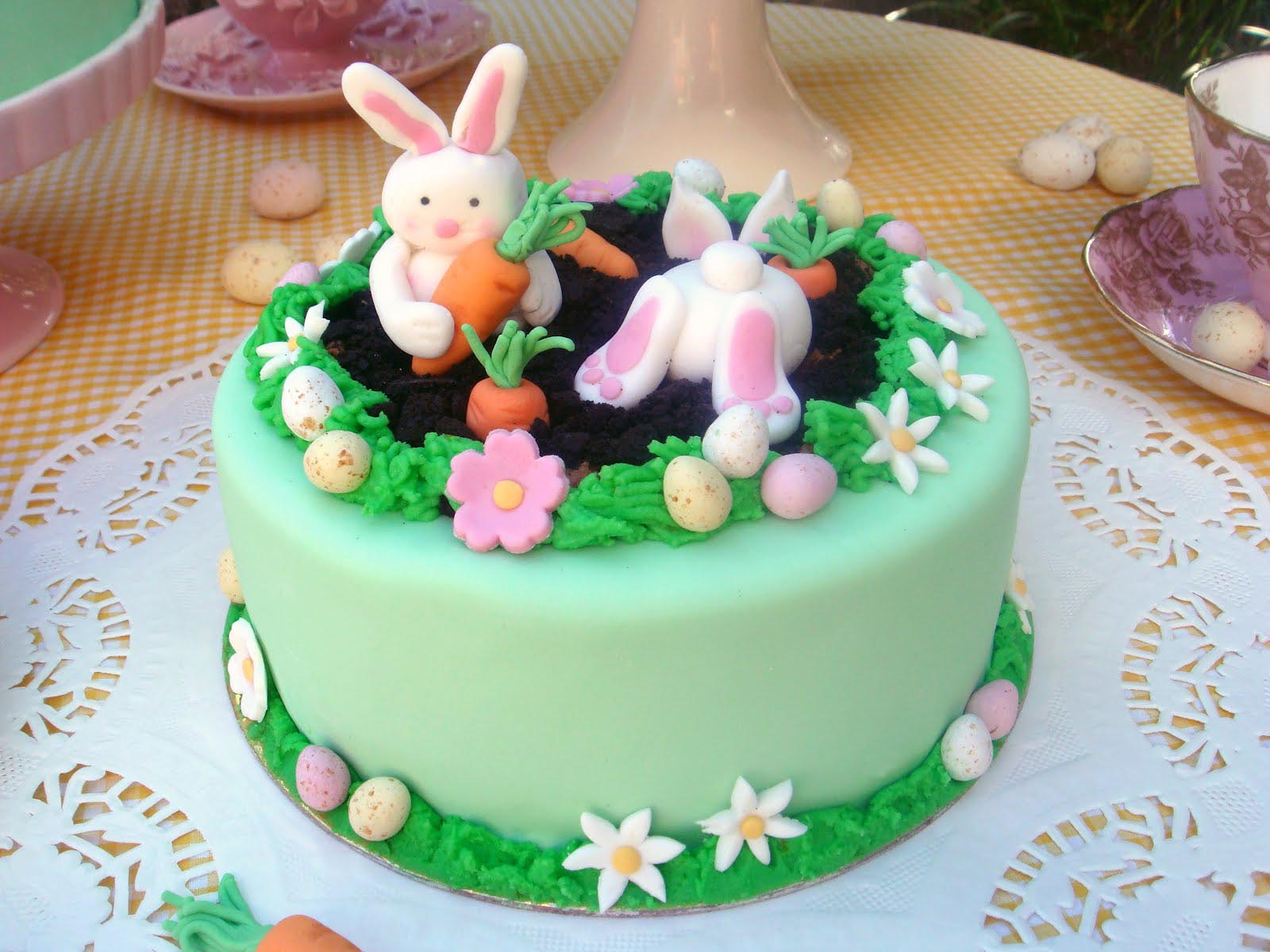 25 Easter Cakes And Recipe Ideas To Tempt Your Tastebuds