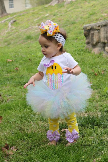 Baby Girl Easter Dress