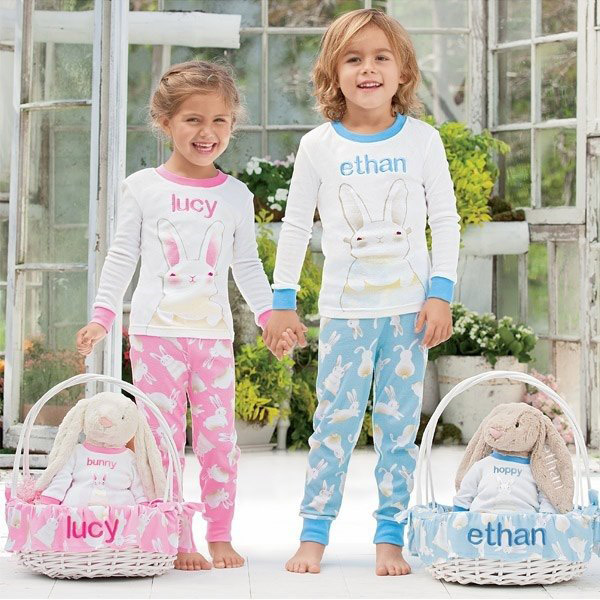 Cool Easter Pajamas for Kids