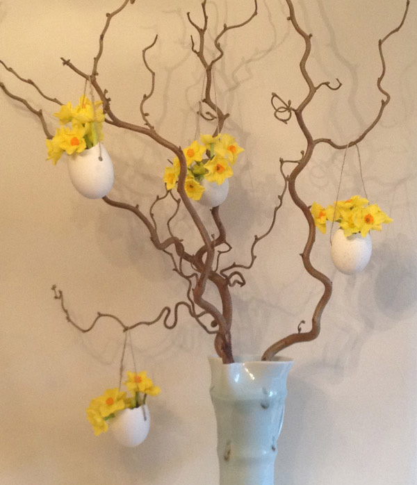 Creative Easter Tree Idea