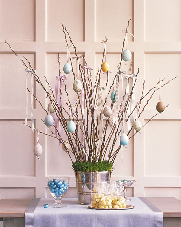 Decorative Easter Tree