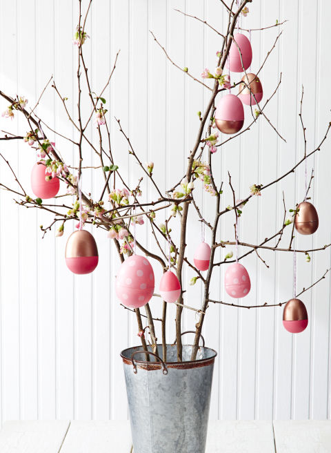 Designer Easter Egg Decorative Tree
