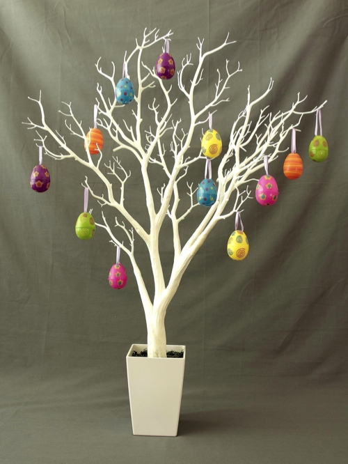 Easter Branch Tree