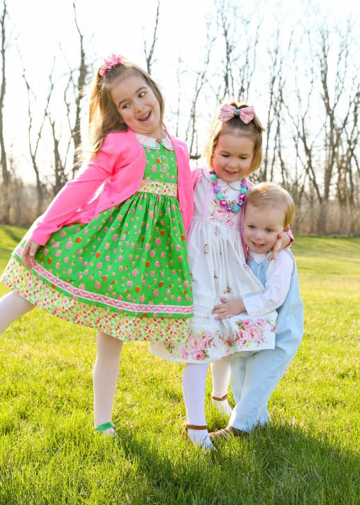 Easter Outfits for siblings
