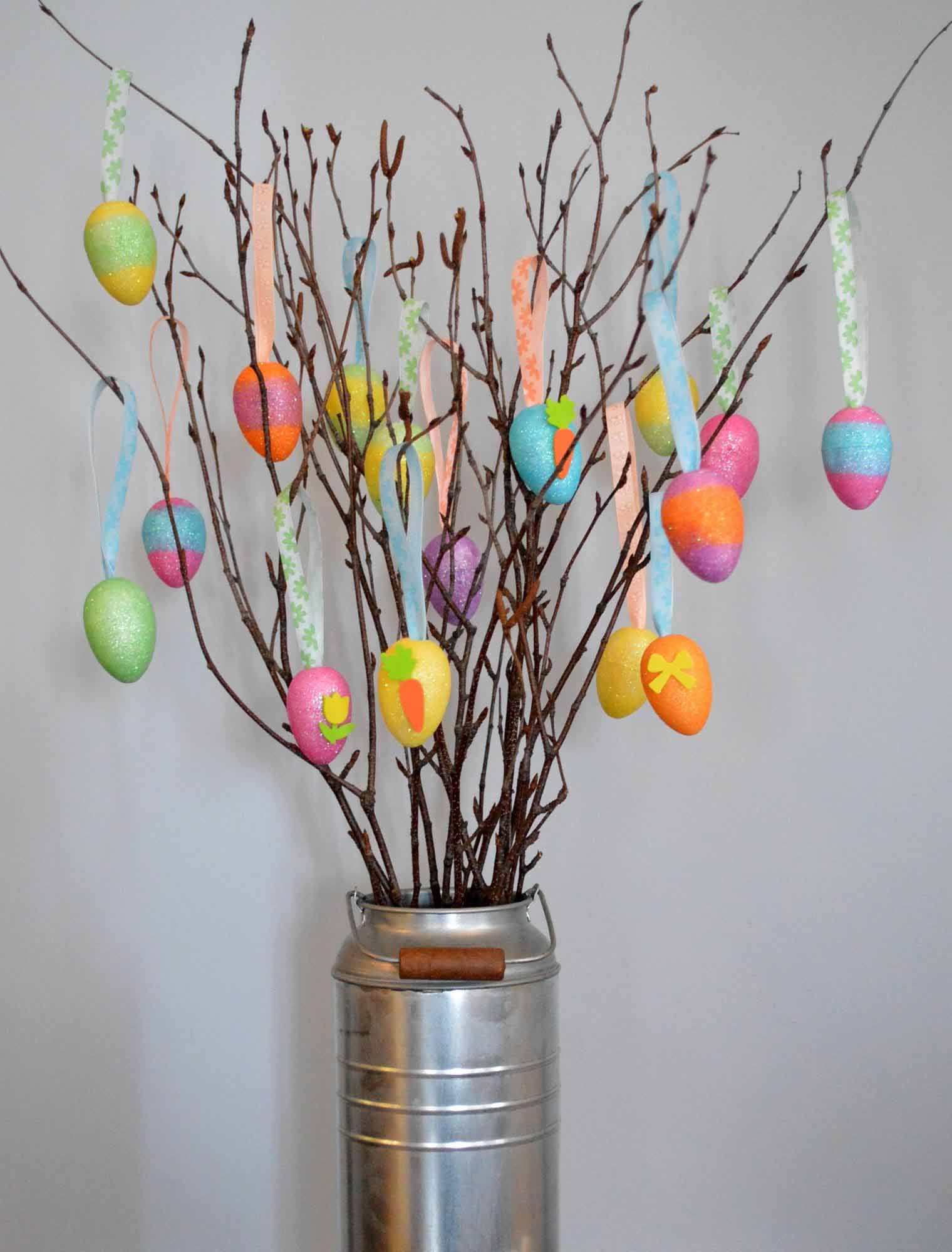 Easter Tree Interior Decor