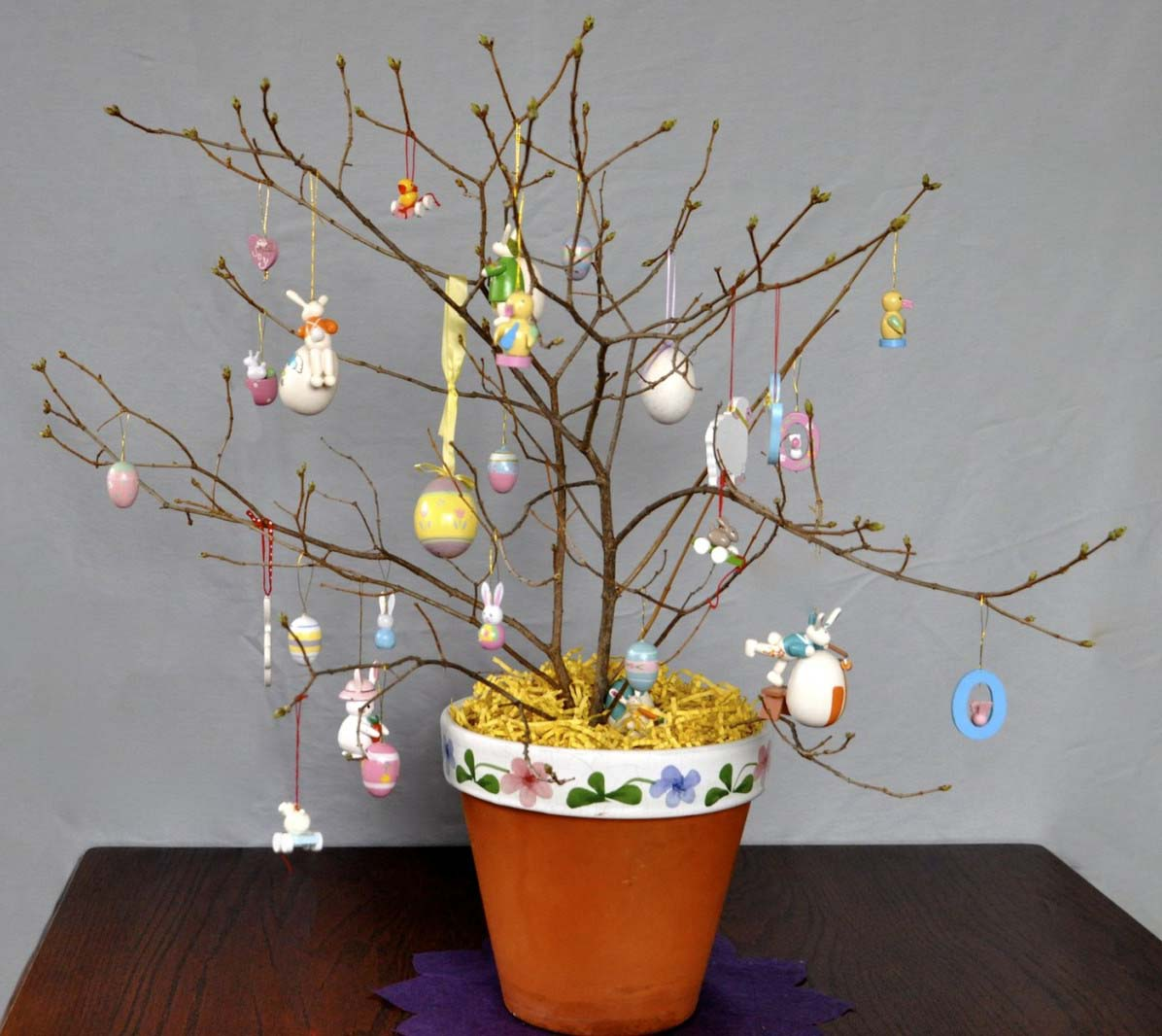 Easter Tree Ornament Decorations