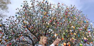Easter Trees