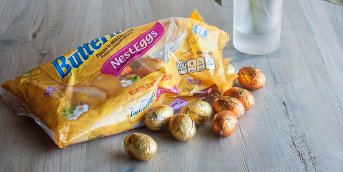 Butterfinger Nest Eggs