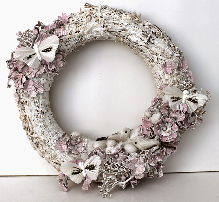 Designer Easter Wreath Decoration